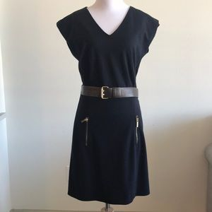 Michael Kors Navy Dress Size 2